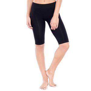 Electric Yoga Seamless Black Biker Shorts XS/S